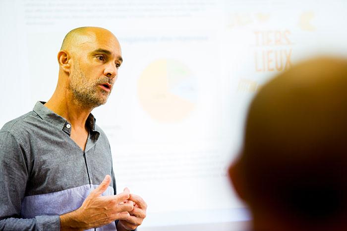 Consultant Marketing Digital : Sylvain de Campou